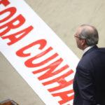 Acachapante: Eduardo Cunha tentou se defender mas sem convencer nem mesmo os aliados