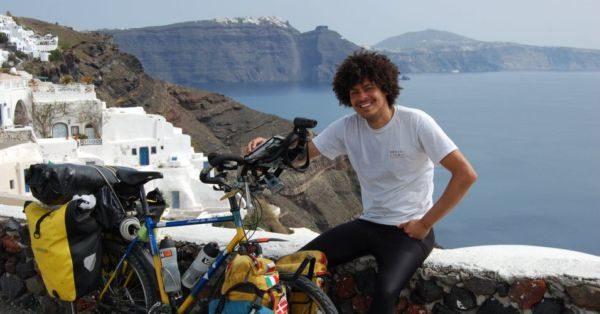 'Homem Livre': Filme é do cicloturista Danilo Perrotti Machado (Fotos: Divulgação)