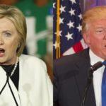 Hillary Clinton, do Partido Democrata, e Donald Trump, do Partido Republicano, fazem nesta segunda-feira (26) o primeiro debate previsto entre os dois candidatos. O evento poderá definir quem será o futuro presidente dos Estados Unidos em eleições marcadas para 8 de novembro de 2016 (Agência Lusa)