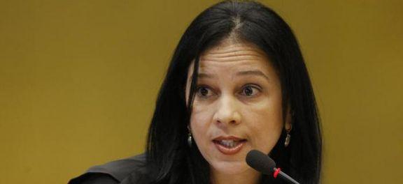 A nova advogada-geral da União, Grace Mendonça (Foto: Divulgação/AGU)