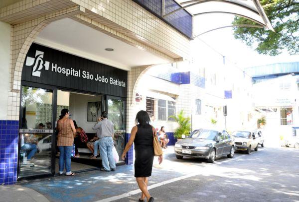 Referência: Pronto-Socorro do Hospital São João Batista recebeu no período pesquisado 1.093 pacientes de outras cidades (Foto: Divulgação PMVR)