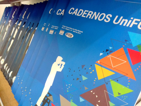 30 anos de existência: Já foram publicados na revista Cadernos UniFOA aproximadamente 300 artigos, de 645 autores (Foto: Divulgação)