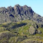 Montanha: Parque Nacional do Itatiaia conta com atrativos naturais como o Pico das Agulhas Negras (Foto: Divulgação ICMBio/Adriana Mattoso)