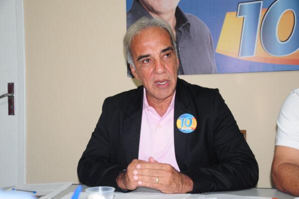 Baltazar: 'É preciso conciliar as divergências para o bem comum' (Arquivo)