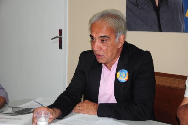 Experiência: Baltazar afirma que bagagem política fará diferença para enfrentar crise econômica