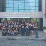 Paralisação: 70% dos funcionários de 82 Comarcas aderiram ao movimento por reajuste salarial (Foto: Enviada pelo WhatsApp)