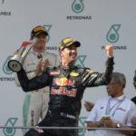 Primeiro lugar: Daniel Ricciardo foi o vencedor do circuito da Malásia (Foto: Foto Studio Colombo/Pirelli)