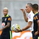 Tite terá volta de Neymar para jogo complicado diante da maior rival
