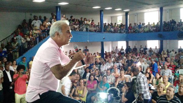 Propostas de governo são discutidas em encontro no Umuarama, na Vila Santa Cecília (foto: Divulgação)