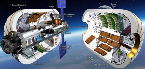 Módulo: Projeto pode começar com estação inflável