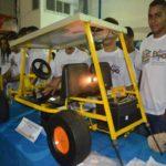 Vitrine: Feira técnica mostra ao público projetos finais desenvolvidos por alunos do Colégio ICT (Foto: Divulgação)