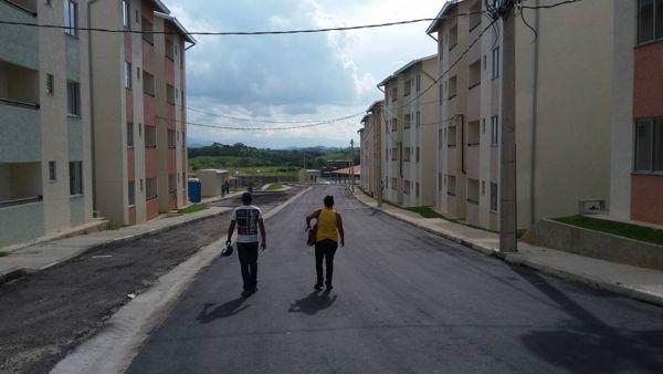 Foto: Enviada via WhatsApp por Palmer Reclamação: Moradores de condomínio na Estrada Cabeceira do Brandão têm ficado quase que diariamente sem energia elétrica