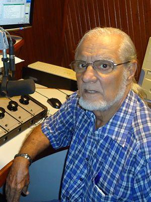Joaquim Leite morreu de infarto (Foto: Blog Radialistas do Sul Fluminense)
