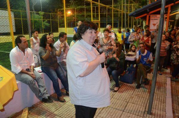 Melhorias: Prefeito Neto entregou as obras de revitalização na última sexta-feira (Foto: Divulgação/ACS)