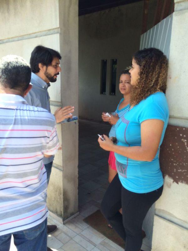 Samuca afirmou que pretende incentivar a criação de incubadora de empresas por parte da prefeitura (foto: Divulgação)