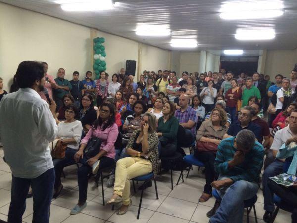 Samuca: 'Depois da eleição vou mostrar a população os nomes dos secretários' (foto: Divulgação)