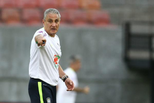 Testando: Tite terá pela frente o clássico com a Argentina sem Neymar