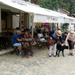 Movimentação: Expectativa é de que aproximadamente 100 mil turistas passem por Angra dos Reis nas 42 paradas previstas (Foto: Divulgação)