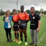 Dagaz Rugby: Dois atletas foram pré-convocados para representar o estado do Rio de Janeiro no Campeonato Nacional - Copa Cultura Inglesa (Foto: Divulgação)