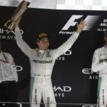 Inédito: Nico Rosberg comemorou seu primeiro título na maior categoria de velocidade do mundo (Foto: Foto Studio Colombo/Pirelli)