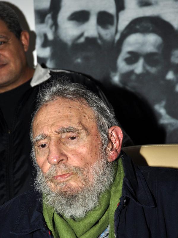 Líder histórico da Revolução Cubana faleceu na noite desta sexta-feira (Foto: Fotos Públicas)