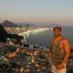 Marcelo Oliveira da Silva era segurança e tinha 28 anos (Foto: Reprodução)