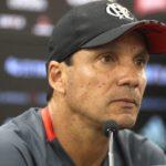 Balanã: Trabalho de Zé Ricardo à frente do Flamengo começa a ser questionado de forma firme
