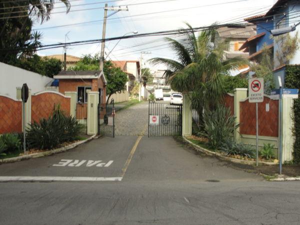 Casa de Luiz Paulo, em Niterói, em Volta Redonda; ele não estava (foto: Dicler de Mello e Souza)