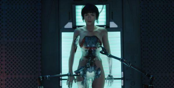 Futuro: Scarlett Johansson vira robô no filme 'Ghost in the Shell'