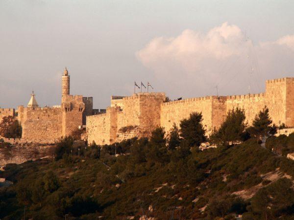 Jerusalém: Prefeito quer deixar o Rio de Janeiro assim