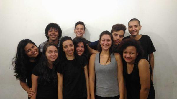 Arte: Oficina teve início no mês de agosto e selecionou 33 alunos das mais distintas faixas etárias