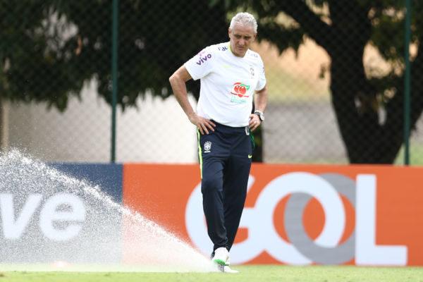 Treinador da seleção quer emplacar estilo de jogo para a Copa do Mundo