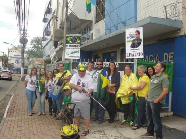 Sem sair: 'Vem Pra Rua' vai se manifestar em diversas cidades do Brasil, mas movimento não ocorrerá em Volta Redonda