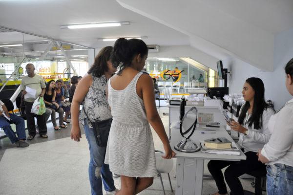 : Ótica da Cidadania Padre Ernesto Moreira Lamin é um dos serviços oferecidos no Estádio da Cidadania (foto: ACS)