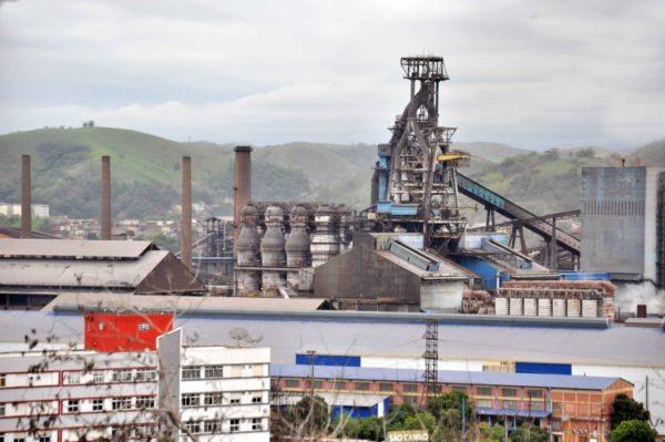 Expectativa: Reativação do Alto-Forno 2 sinaliza esperança de recuperação da economia