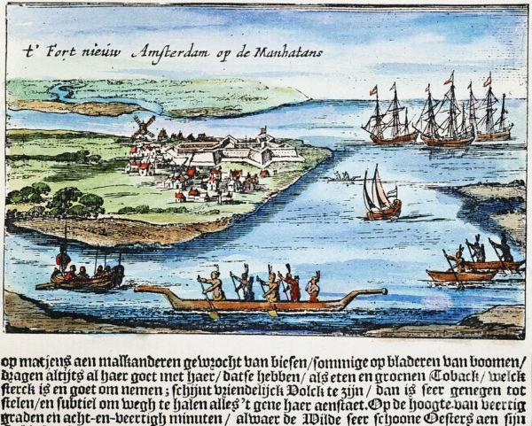 Nova Amsterdam: Colônia que se tornou Nova Iorque foi habitada por pioneiros oriundos do Brasil