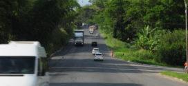Falta de duplicação aumenta número de acidentes na BR-393