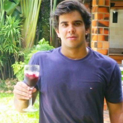 Rafael Roma (aniversariante do dia)