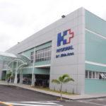 Pronto: Prédio do Hospital Regional foi concluído e serviços começarão a ser prestados gradualmente
