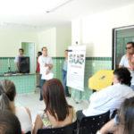 Secretária de Saúde, Marta Magalhães, falou sobre os investimentos aplicados na Saúde Pública da cidade (foto: ACS)