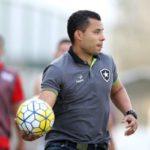 Prestigiado: Jair Ventura é tratado como um dos principais responsáveis pela boa fase do Alvinegro (Foto: Satiro Sodré/SSPress/Botafogo)