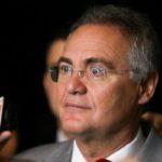 Renan Calheiros: Por oito votos a três, o STF aceitou denúncia apresentada pela Procuradoria-Geral da República (Foto: Marcelo Camargo/Agência Brasil)