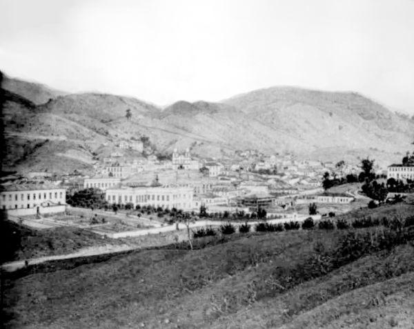 VAssouras: A cidade do Vale do Café no ano em que morreu Benjamim Benatar