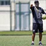 Jair Ventura espera vitória para entrar na área de classificação da Libertadores