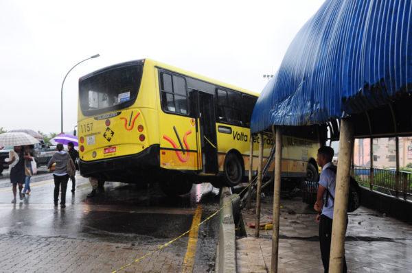 Volta Redonda: Laudo que vai apontar as causas do acidente deve ficar pronto ainda este mês (Foto: Paulo Dimas)