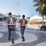 Operação Praia será reforçada entre os dias 31 de dezembro e 4 de janeiro com um efetivo de 450 homens (Foto: Divulgação)
