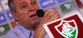 Fluminense minimiza vantagem do empate: 'mínima'
