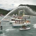 No mar: TurisAngra coordenará os trabalhos, juntamente com os órgãos de fiscalização (Foto: Divulgação)