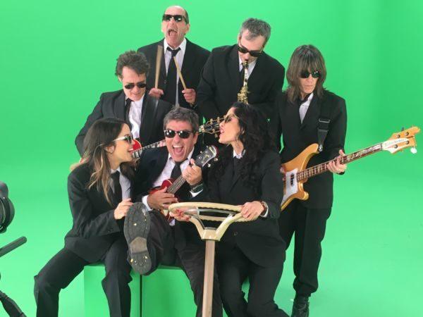 Blitz: Seis anos após o lançamento do último álbum a banda carioca vem acompanhada de convidados ilustres (Foto: Divulgação)