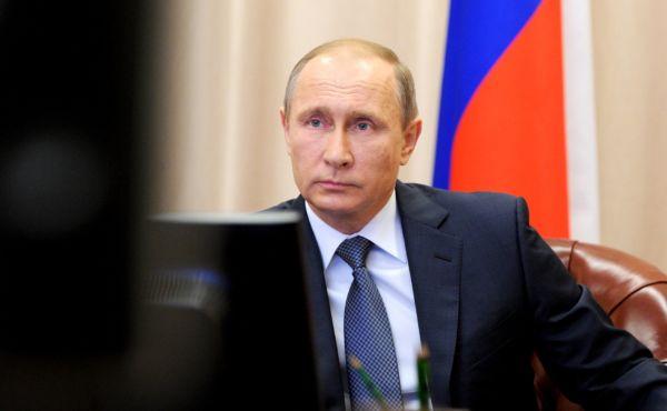 Presidente da Rússia, Vladimir Putin, decretou para esta segunda um dia de luto nacional (Foto: Fotos Públicas/Presidência da Rússia)